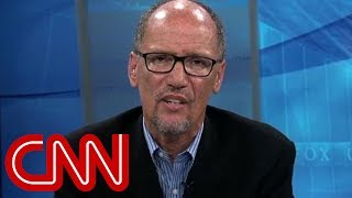 DNC chair: Trump is Putin