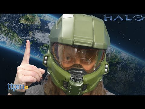 HALO Master Chief Tactical Helmet from Mattel