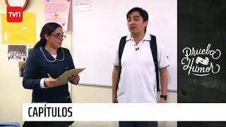 Belén Mora y Sergio Freire hicieron reír con sus clases de historia   Prueba de humor - T1E2