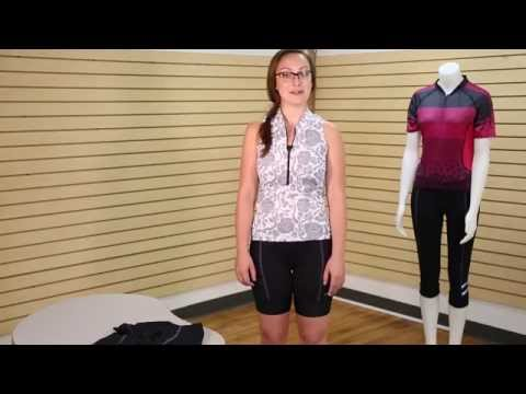 Women's Bella Prima Cycling Shorts by Terry Bicycles