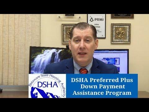 DSHA Preferred Plus Down Payment Assistance Program