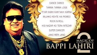 "Magic of ""Bappi Lahiri"" Superhit Bollywood Songs | Part - 2 | Non-Stop Hits | Jukebox"