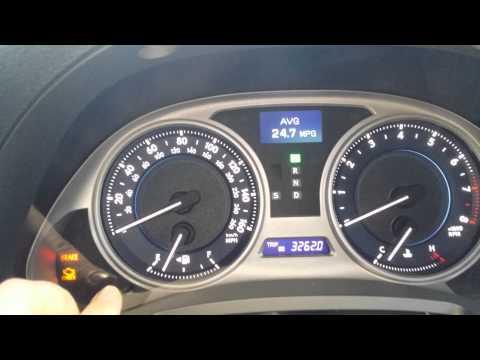 Oil Change Light Reset Lexus Is250 Is350