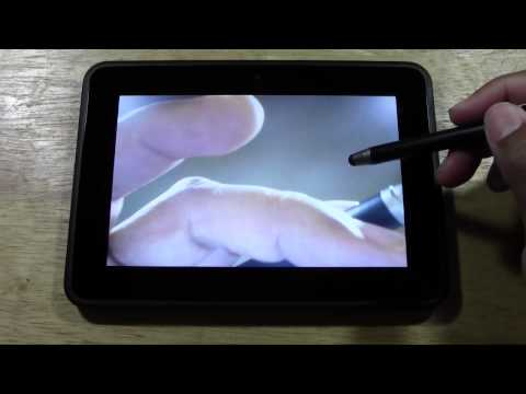 Kindle Fire HD: How to Take Pictures (Updated)​​​ | H2TechVideos​​​