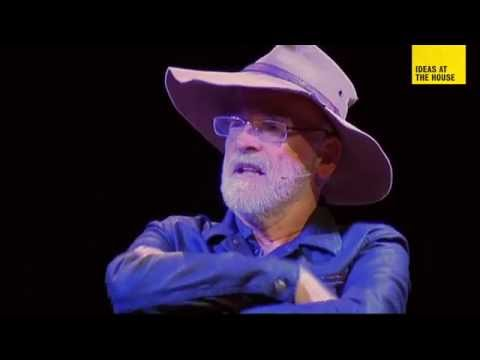 Ideas at the House: Terry Pratchett - In Conversation with Garth Nix