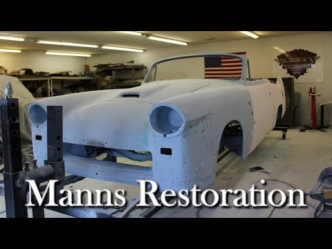 Award-Winning Automotive Restoration - Manns Restoration