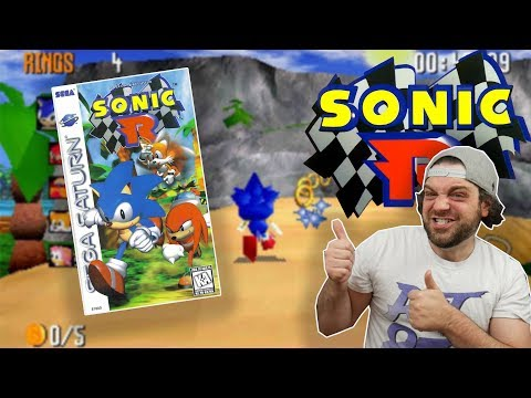 SONIC R - The Most Misunderstood Sonic Game! | RGT 85