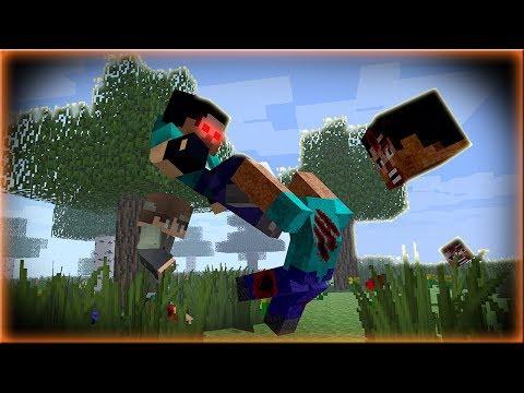 Herobrine Life 6 - Minecraft Animations