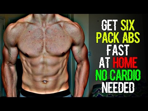 How To Get Six Pack Abs Fast For Teenagers At Home (3 Minutes, 1 Week, 1 Month)