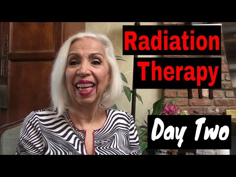 Radiation Therapy - Day Two