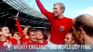England v West Germany: 1966 World Cup Final | British Pathé