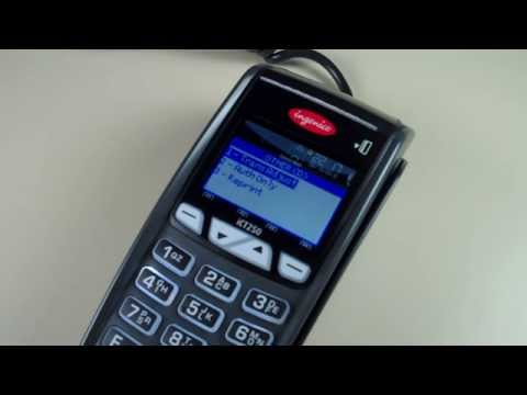 How to Accept Credit Cards on Ingenico iCT250 -  ShopCard Merchant Services