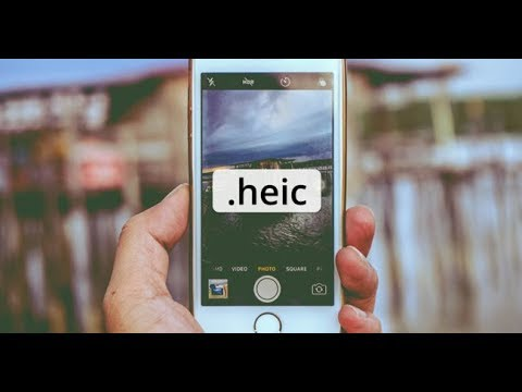 HEIC to JPG/PNG: View HEIF Photos on Win and Mac