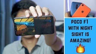 google camera pixel 3 for poco f1