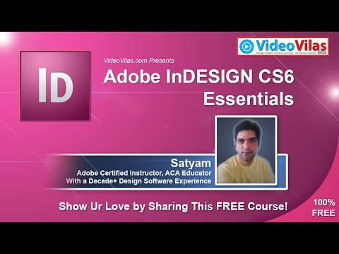 Adobe InDesign Tutorials for Beginners (Telugu) - 01 - InDesign & Desktop Publishing Overview