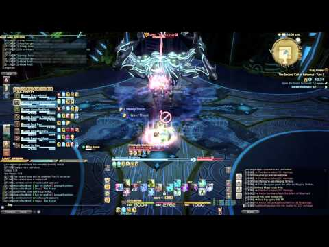 FFXIV Osiris - The Second Binding Coil of Bahamut - Turn 3