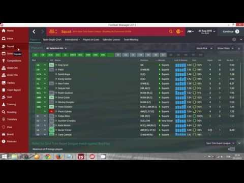 FM15 in game editor(crcked) and how to use it !!