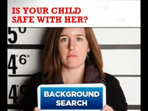 Free background check services and Background Investigations check yor arrest records online