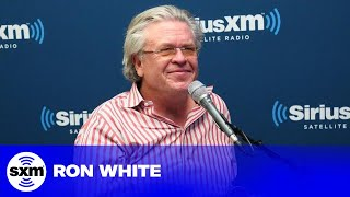 """Ron White: Robin Williams """"He Was So Kind For No Reason At All"""" // SiriusXM // Raw Dog"""