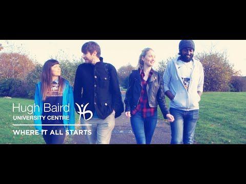 Hugh Baird University Centre   Where It All Starts 2015