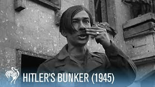 British Soldiers Discover Hitler