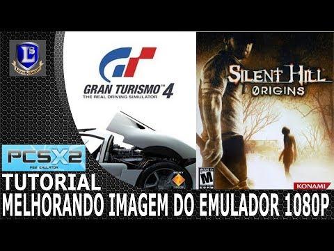 Aumentando a qualidade do Emulador PCSX2 1080p - Gameplay Gran Turismo 4/Silent Hill Origins