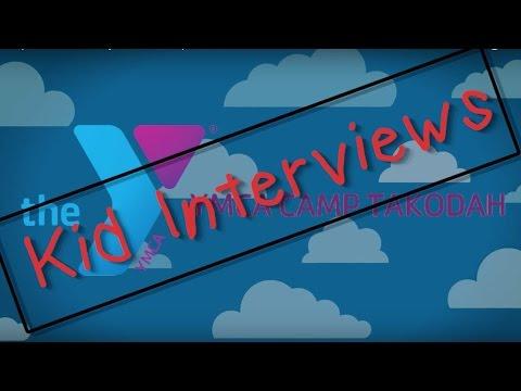 Camp Takodah Family Video - Camper Interview