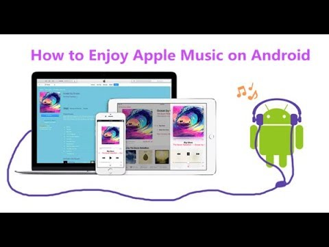 How to Get your iTunes Music and Apple Music onto Android
