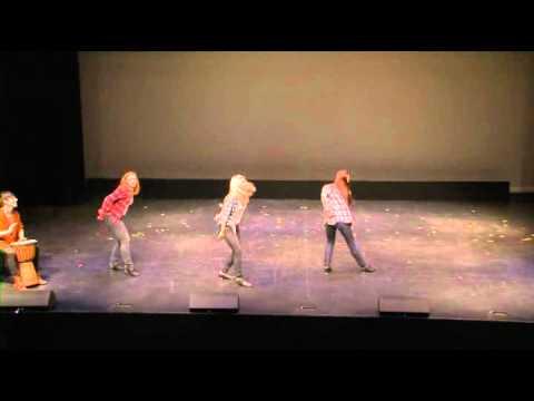 Jade Repeta Dance Critique 2011