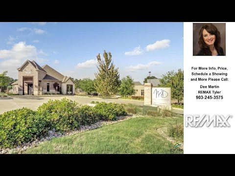6843 Old Jacksonville Rd, Tyler, TX Presented by Dee Martin.