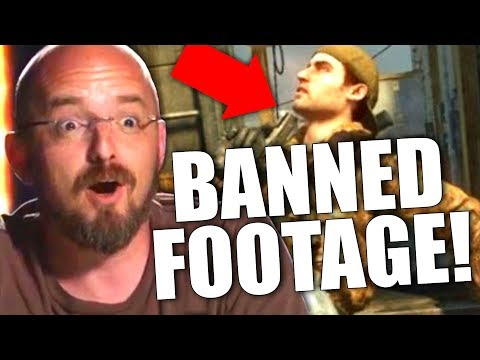 BANNED FOOTAGE! Never-Before-Seen COD Content, Cut Maps, Pre-Alpha Gameplay & Early Builds!