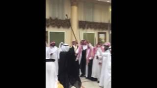 حفل الشيخ خلف بن رجاء الله بمناسبة زواج ابنه عبدالله