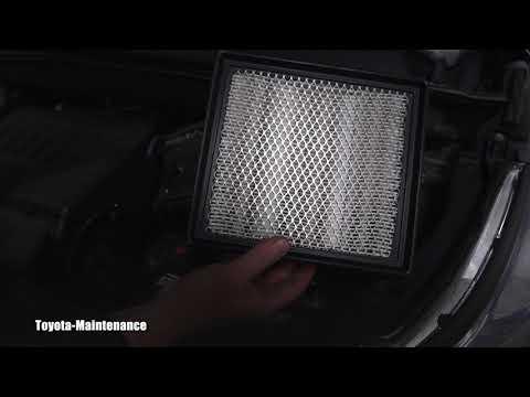 Toyota Highlander Engine Air Filter