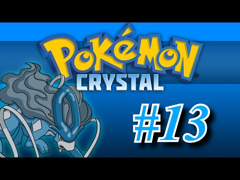 Pokemon Crystal Part 13- Rockets Radio Tower/ Ice Gym Badge!
