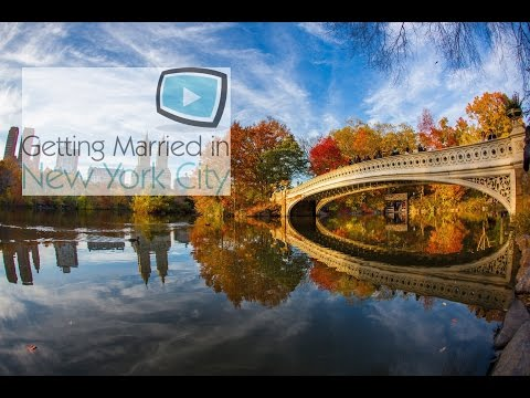Ep. 15 GMINYC | Bow Bridge Central Park | Getting Married in New York City