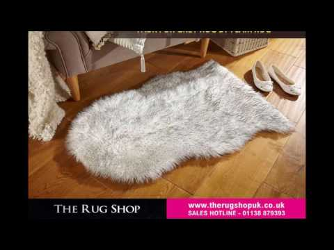 Faux Fur Shaggy Rugs By Flair