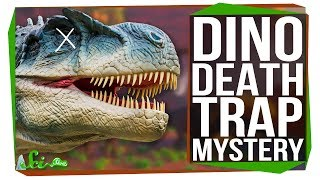 The Mystery of the Cleveland-Lloyd Dinosaur Death Trap