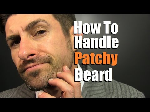 How To Deal With A Patchy Beard | Bald Spot Reduction Tips