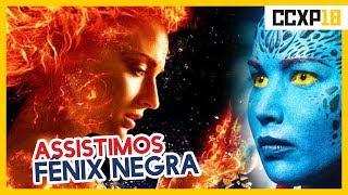 PRIMEIROS 15 MINUTOS DE X-MEN FÊNIX NEGRA!!!