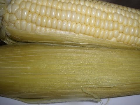 Easy way to make Steamed Corn