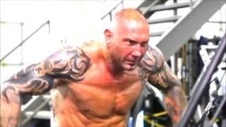 WWE SUPERSTARS BODYBUILDING WORKOUT NEW