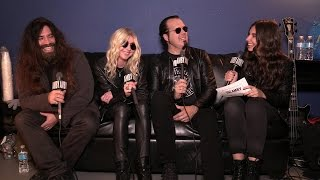 Interview with The Pretty Reckless (Round Two)