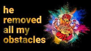 This Mantra Helped Me Remove All Obstacles Ganesha Maha Mantra (vakratunda Mahakaya)