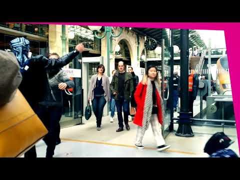 how to get paris gare nord to disneyland paris