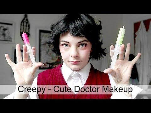 Xxx Mp4 Creepy Cute Doctor Makeup Transformation 3gp Sex