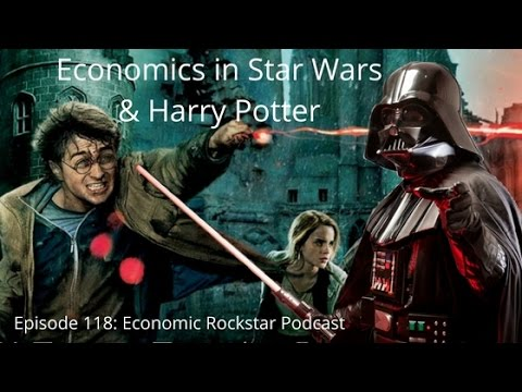 118: Zachery Feinstein on Systemic Risk and Economics in Star Wars and Harry Potter