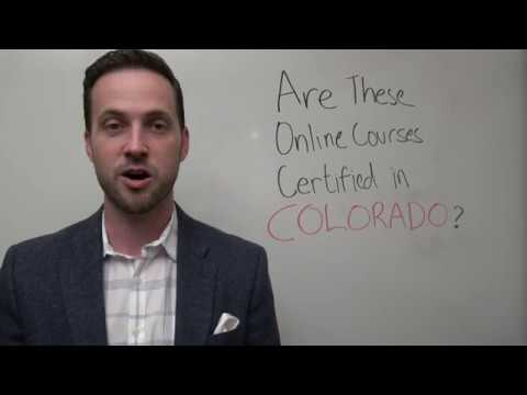 Are These Real Estate Courses Certified in Colorado? - Continuing Education by Interact CE