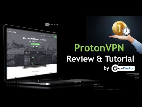 🥇 ProtonVPN Review & Tutorial 2018 ⭐⭐⭐