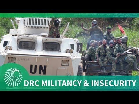 Looking East: Militancy and Insecurity in DRCs Kivus and Ituri
