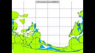 Download Scotese Animation: Breakup of Rodinia & Formation of Pacific Ocean Video